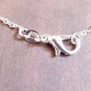 iamkimberlina Jewelry - 🧵3/$35 - Silver Plated Necklace w/ Unicorn Charm